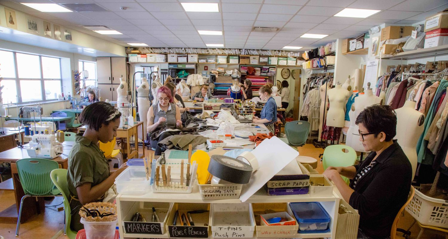 Porthouse Theatre Costume Shop