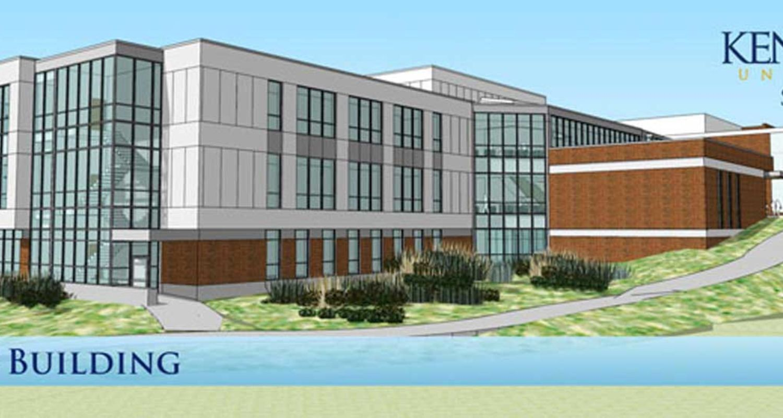 Stark Sciences Building