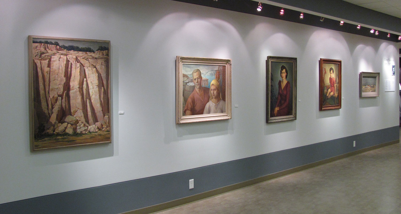 Michener Gallery Novotny