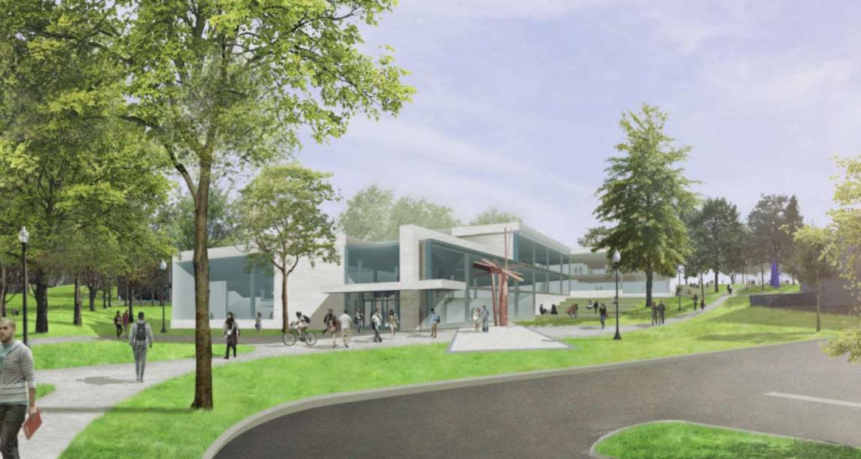 Kent Campus Master Plan Concept