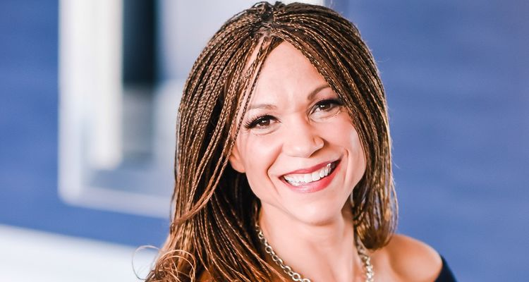 Melissa Harris-Perry, Ph.D., will serve as this year's keynote speaker at Kent State University's Martin Luther King Jr. Celebration on Jan. 24 (Photo provided by American Program Bureau)
