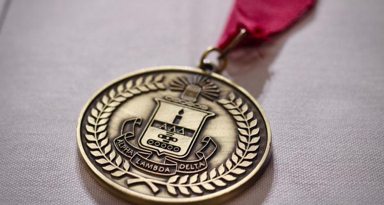 Photo of Alpha Lambda Delta Medallion