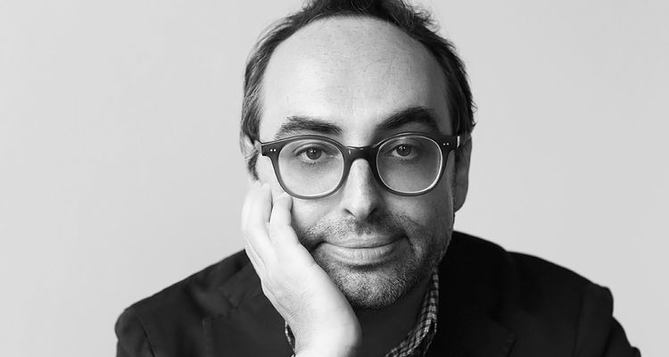 Gary Shteyngart, Photo Credit: Brigitte Lacombe