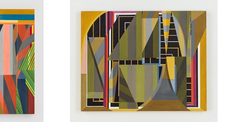 Two Paintings by Gianna Commito at the Harvey Preston Gallery