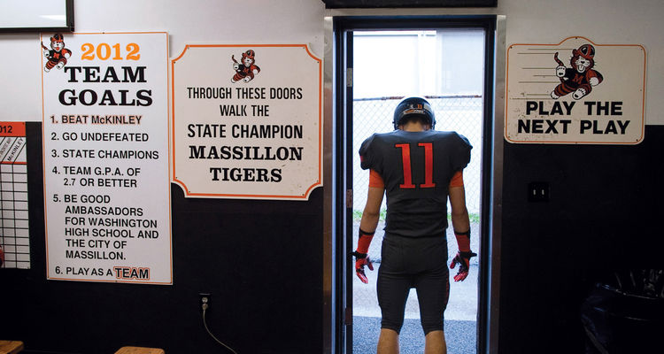 Top Goal - photo from Tiger Legacy project
