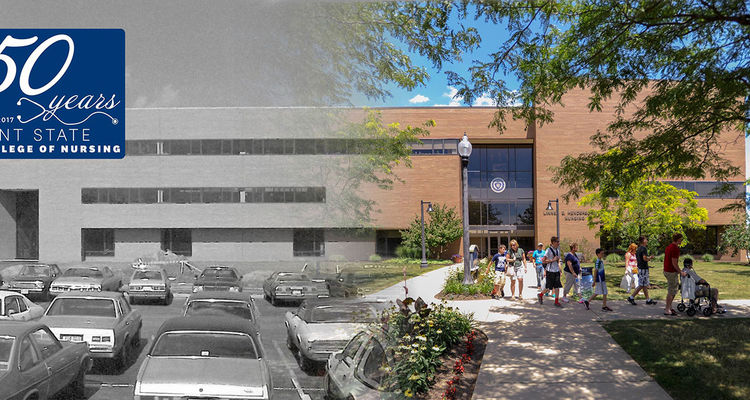 Kent State University College of Nursing celebrates 50 years of nursing excellence