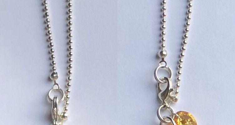 Kent State jewelry by Katie K