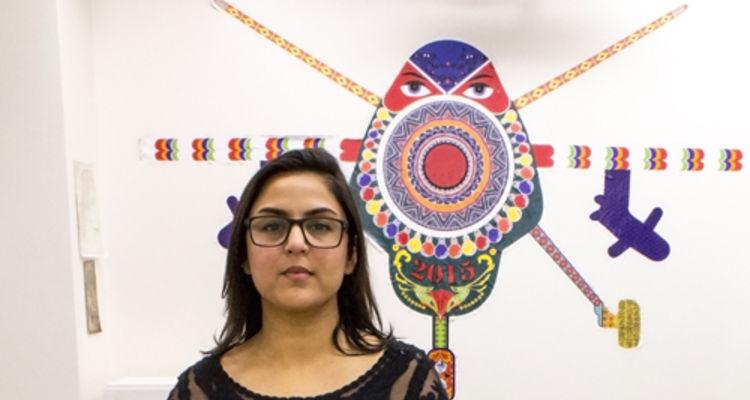 Mahwish Chishty, Guggenheim Fellow 2017
