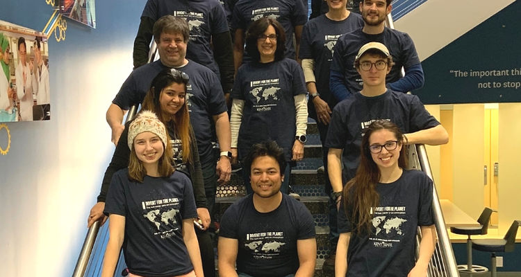 Kent State teams for Invent for the Planet 2019