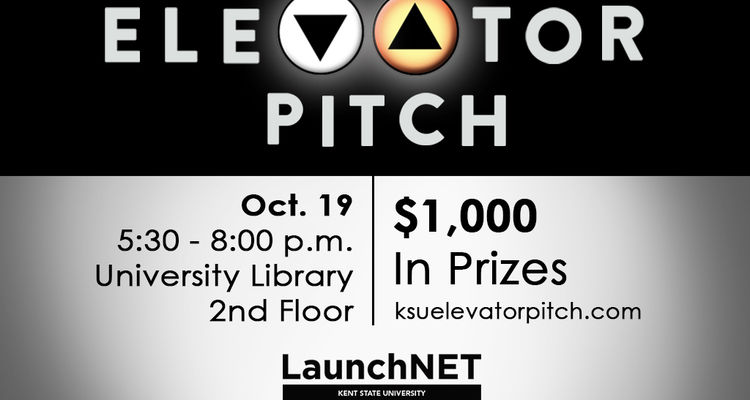 LaunchNET Elevator Pitch event on October 19, 2017