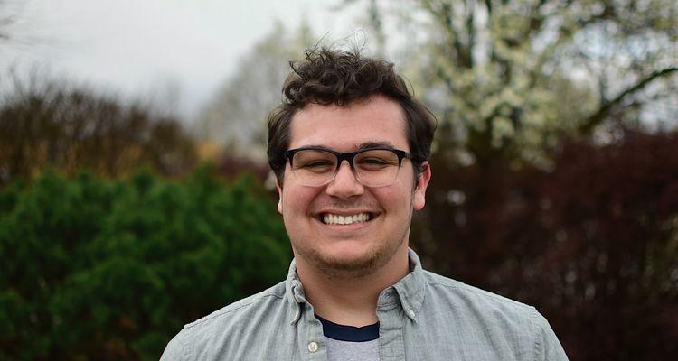 Honors College junior Matthew Fowler