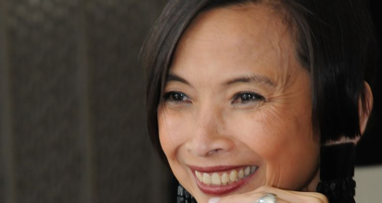 Josie Natori will be inducted into the Fashion School Hall of Fame on April 30, 2016