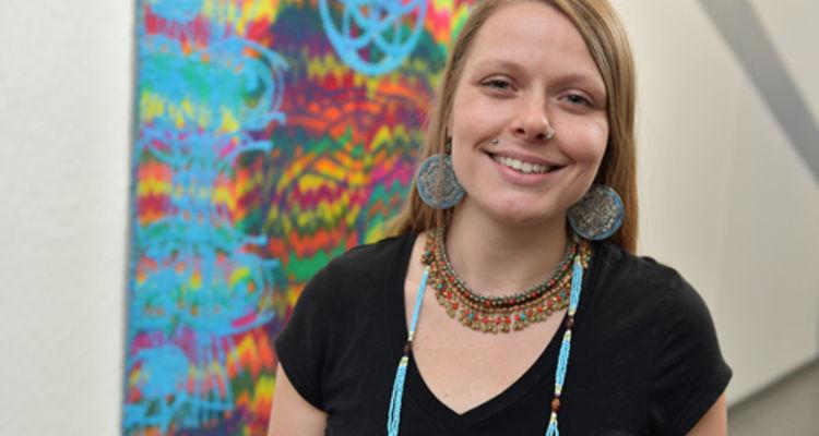 Katlin Rothacher - Textiles Alumna