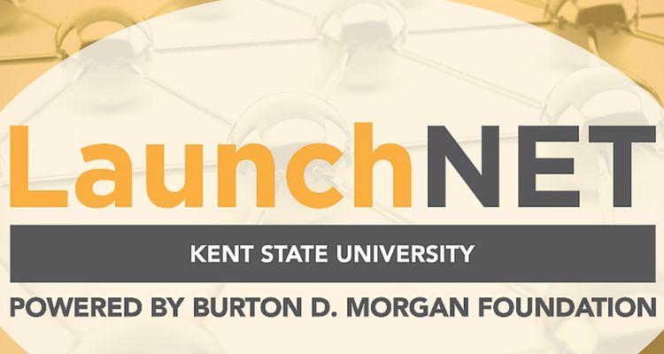 Launchnet Kent State logo