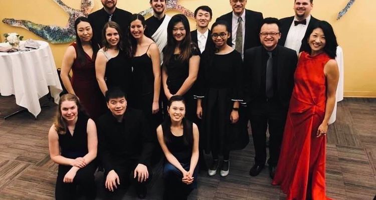 Piano Division Performers