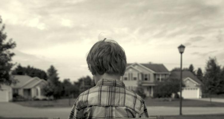 """Waiting for the Summer School Bus"" by Albert Reischuck"