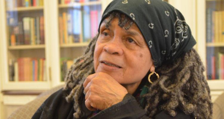 Poet Sonia Sanchez