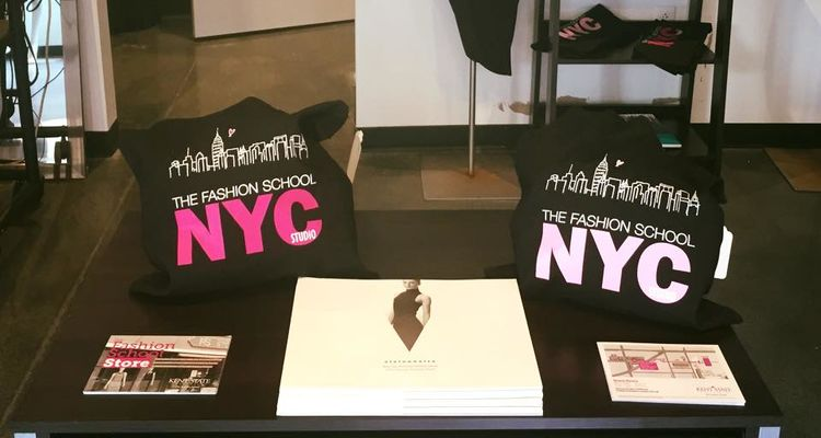 NYC Studio Tote Bags for sale at The Fashion School Store