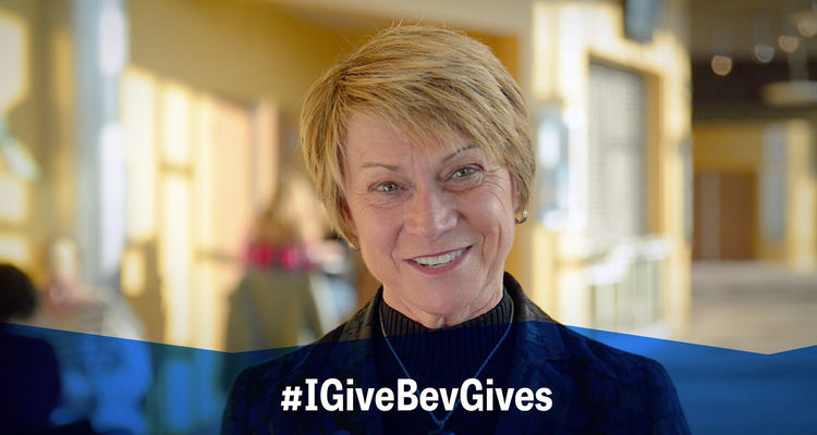 Join Kent State President Beverly Warren in giving to the university on Giving Tuesday, Dec. 1.