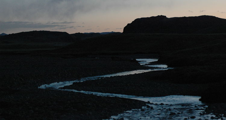 Climate change photo by journalist Daniel Grossman