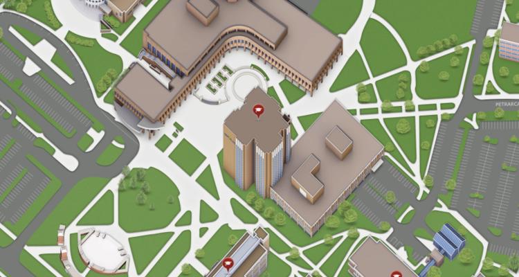 Campus Map Image