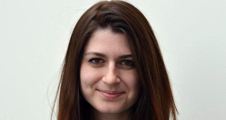 B.F.A. (design) alumna Kara Kroeger