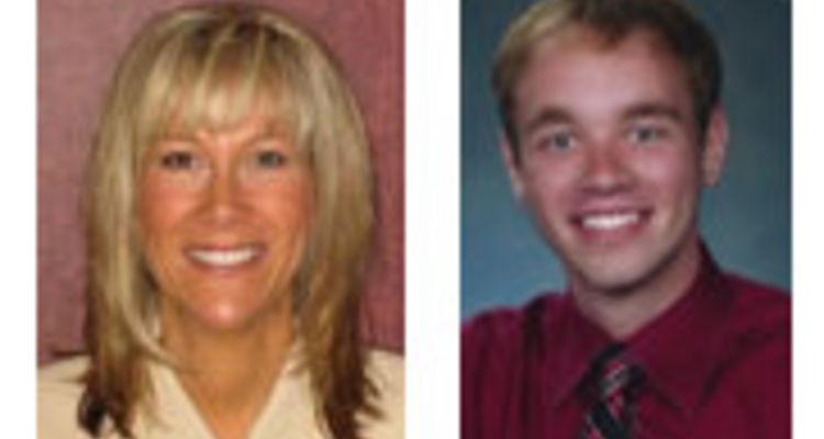 Dr. Denise D. Ben-Porath and Ryan Marek