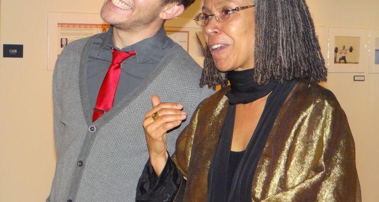 Dillon Sedar and Joanne Kilgour Dowdy