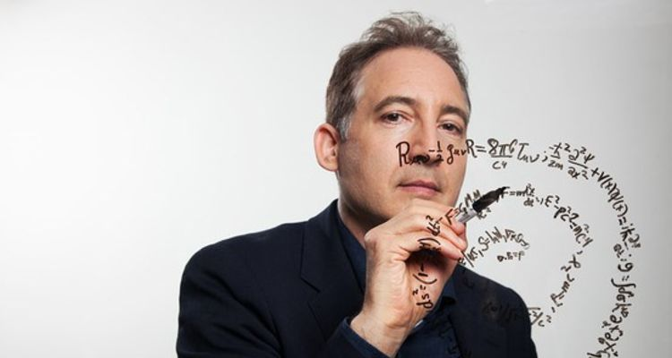 Brian Greene, professor of physics and mathematics at Columbia University