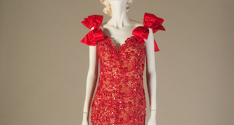 Evening Gown, Bob Mackie, American late 1980s, Gift of Leamond Dean KSUM 1999.22.0001