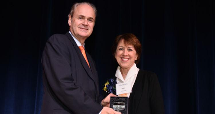 Robin Vande Zande Kent State Alumni Association Distinguished Teaching Award