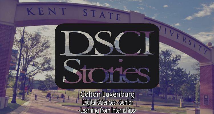 DSCI Stories Colton Luxemburg