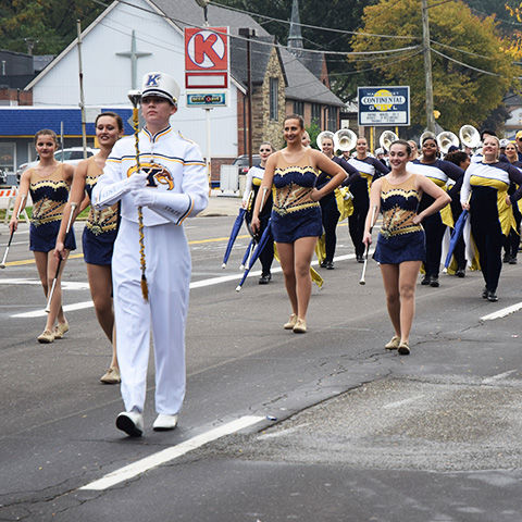 Kent State Marching Band