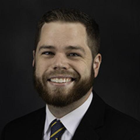 Headshot of Jonathan Gates