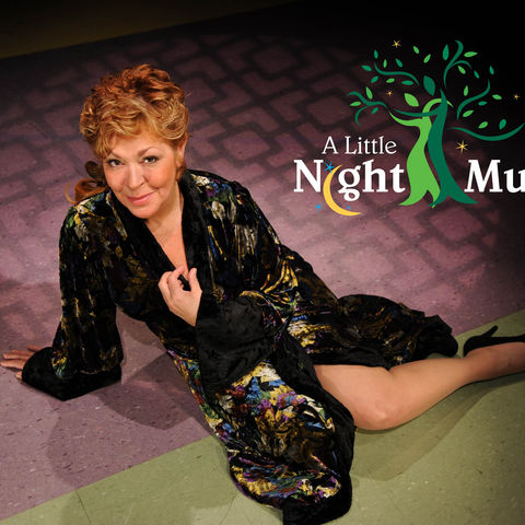 A Little Night Music promotional photo featuring Terri Kent.