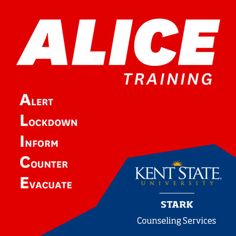 ALICE Training at Kent State Stark