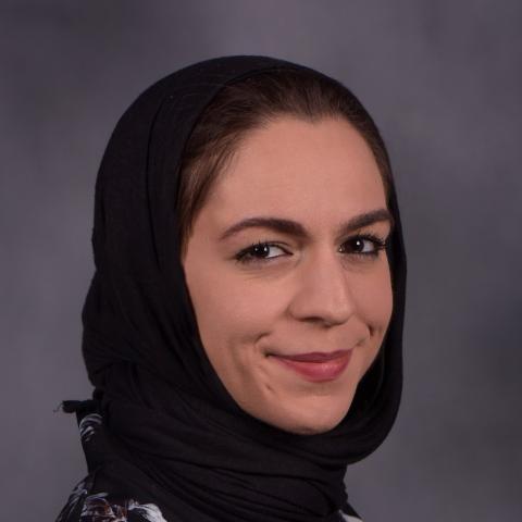 Headshot of Jameela Abdullah