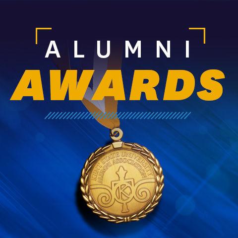 Alumni Awards Graphic