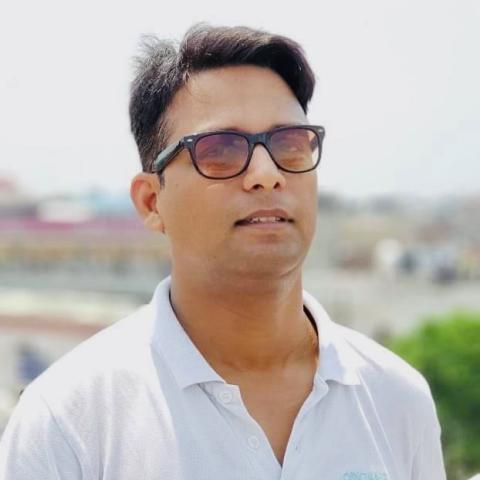 Headshot of Anshuman Singh