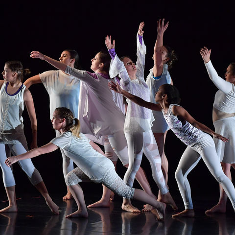 Kent Dance Ensemble performs in concert