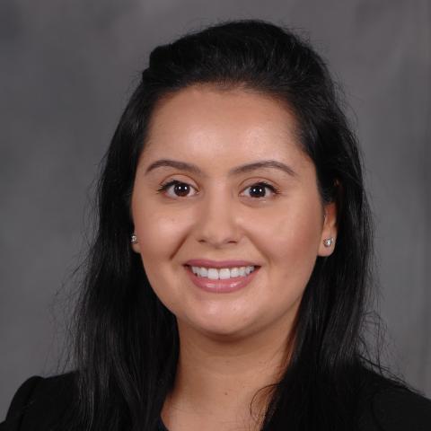 Headshot of Salma Benhaida