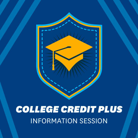 College Credit Plus Info Session on Feb. 15