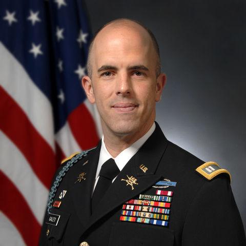 Major Russell Galeti Jr