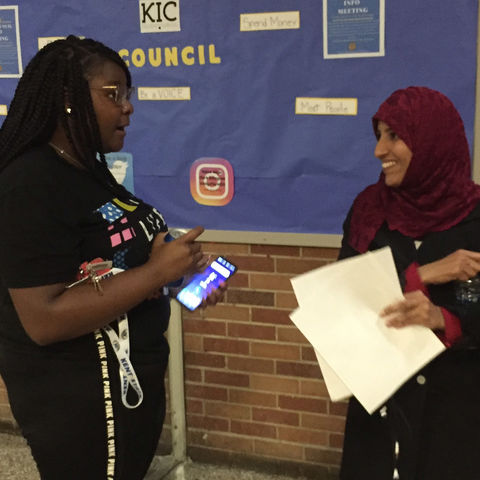 Conversation Partners Program