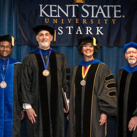 Distinguished Teaching Award & Award of Distinction