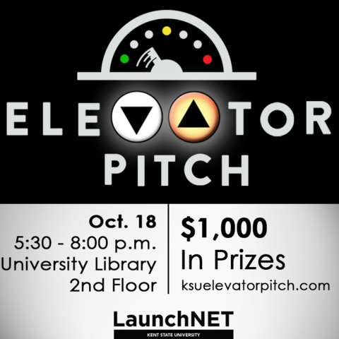 2018 LaunchNET Elevator Pitch competition