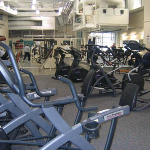 Fitness Center at Kent State Trumbull