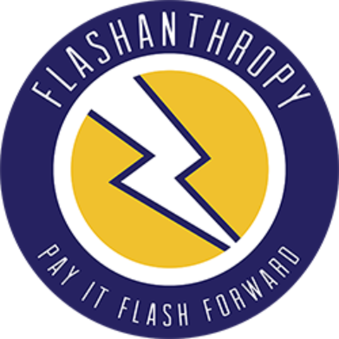 Become a FLASHanthropist!