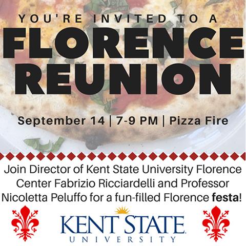 Florence Reunion, September 15