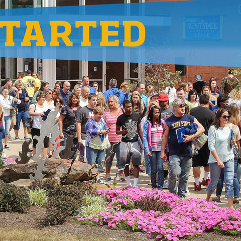 Kent State University at Stark hosts Get Started: A Crash Course in College Planning on Tuesday, Sept. 20 at 6 p.m.